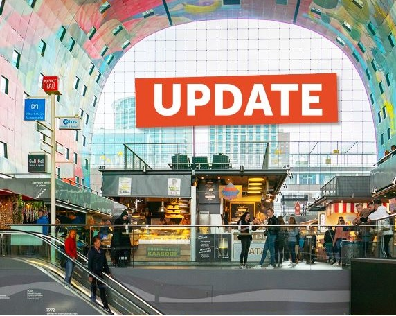 welcome to markthal
