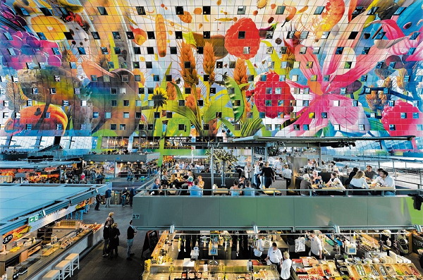 Tours in Markthal