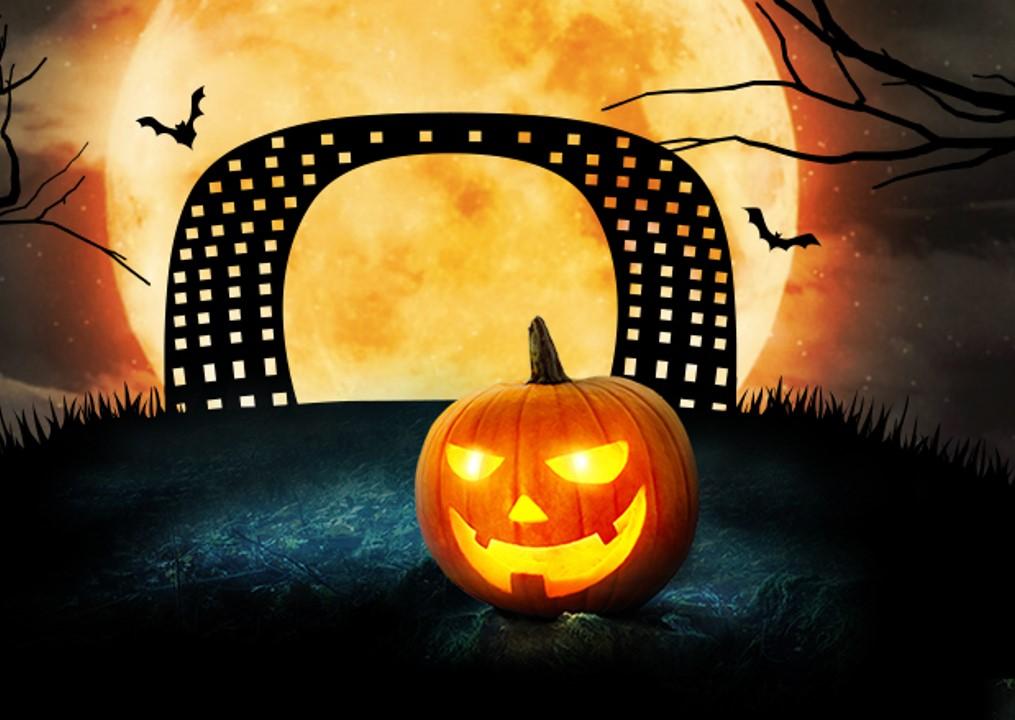 Halloween in de Markthal