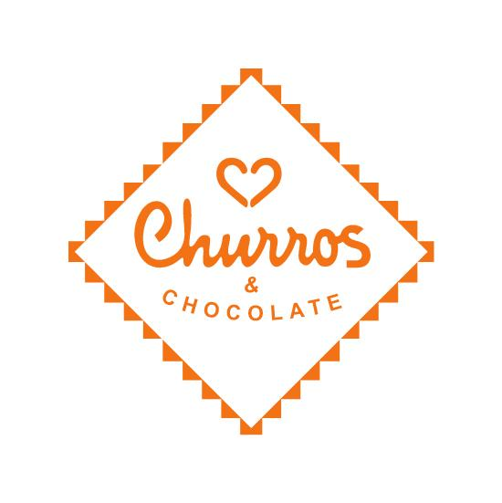 Logo - Churros and Chocolate