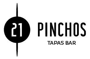 Logo - 21 Pinchos Tapasbar