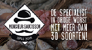 Logo - Monsieur Saucisson