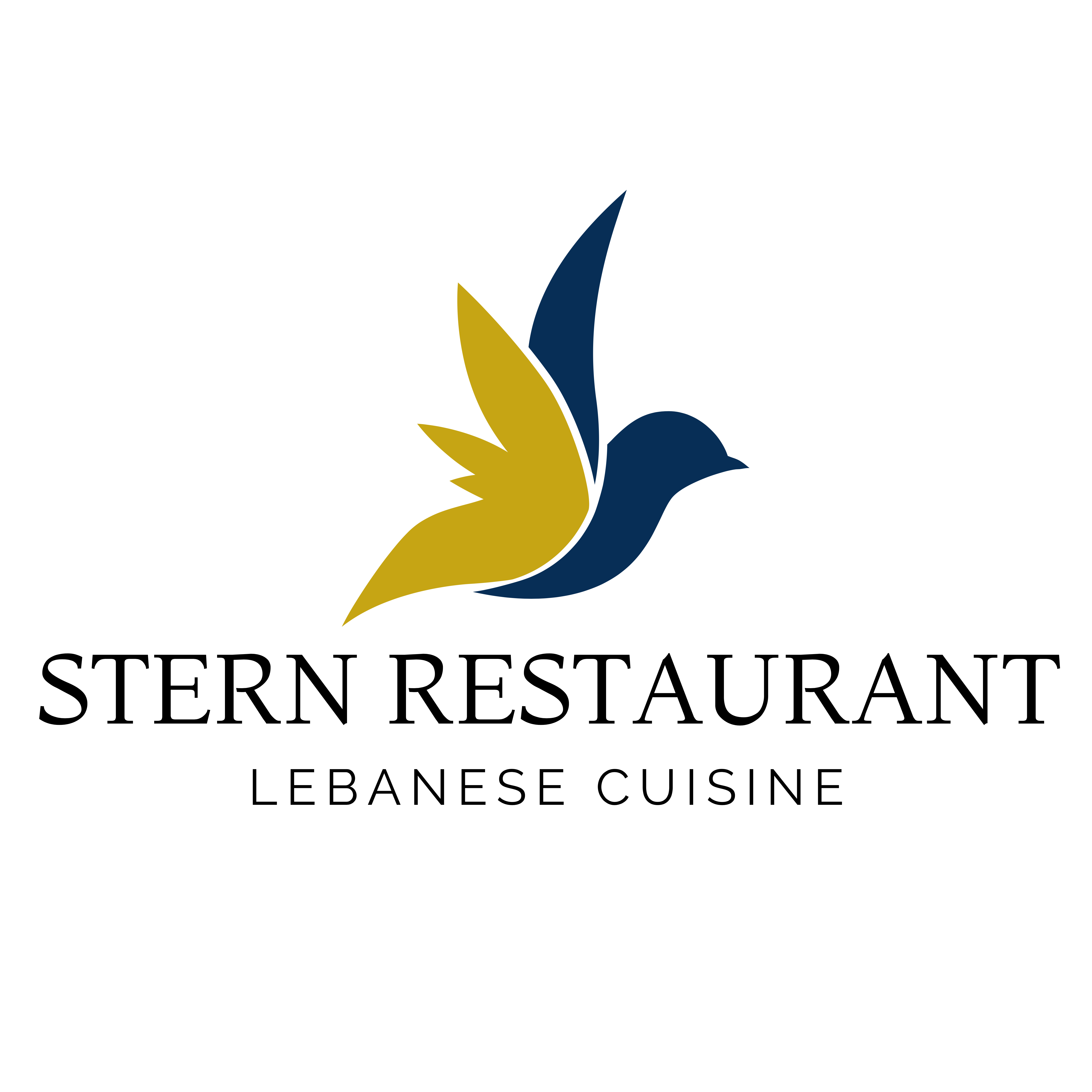 Logo - Stern Restaurant